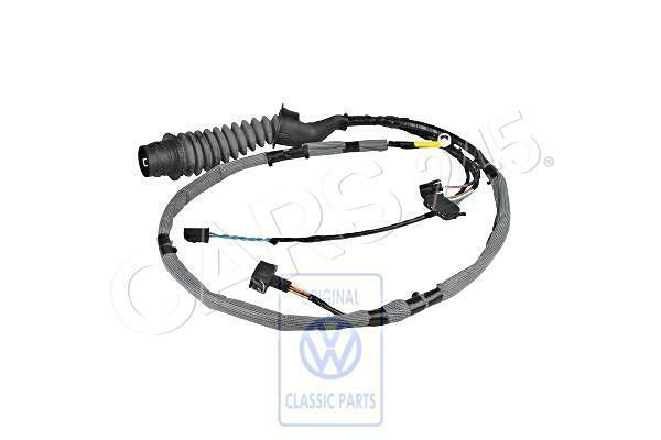Genuine Vw Wiring Harness Passenger Door Nos Vw 6n3971121g