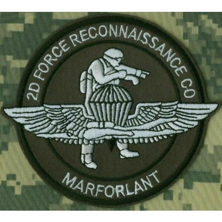 img-USMC WAR TROPHY PATCH: US Marine Corps Forces, Atlantic (MARFORLANT) (MARFORCOM)