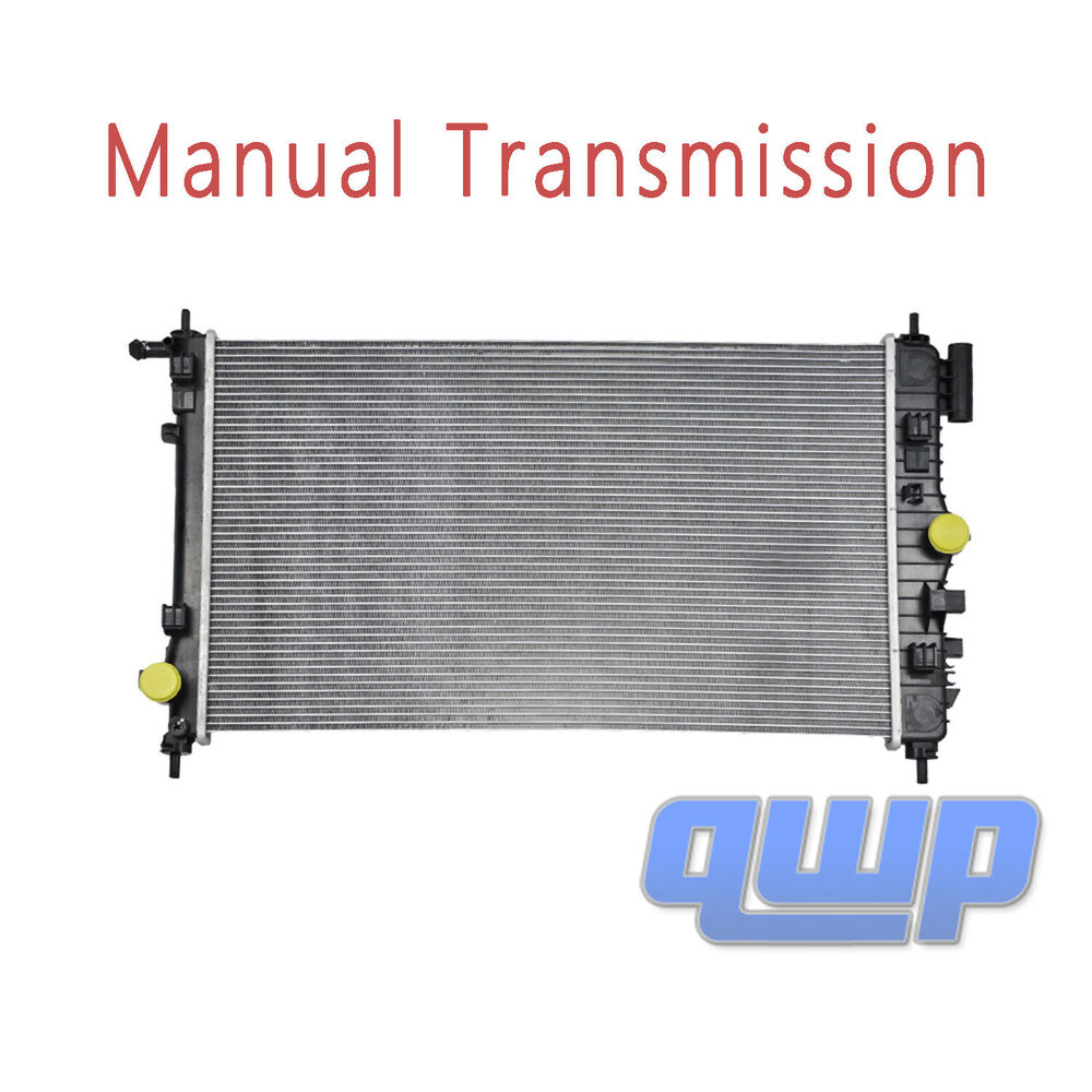 2013 Buick Regal Turbo: New M/T Radiator For Buick Regal 2.0L Turbo 2011 2012 2013