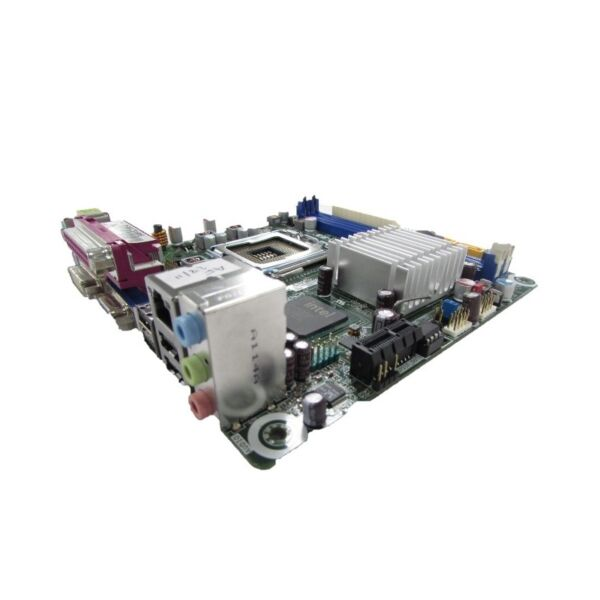 Pegatron IPX41-R3 REV 1.01 RM PC 201 LGA775 Motherboard With BP
