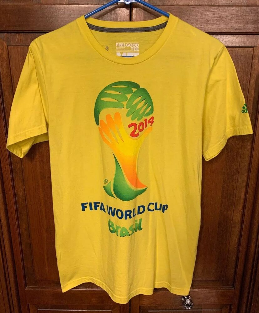 d80c44ae6 World Cup 2014 T Shirts Adidas