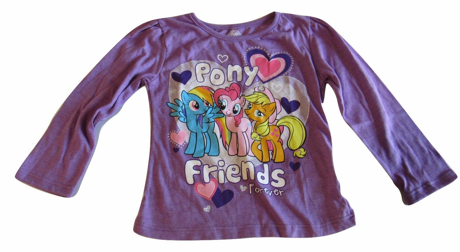 efd83a52f ... UPC 490311319319 product image for My Little Pony Top Shirt 12 Months  Purple Pony Friends Forever