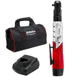 ACDelco G12 12V 3/8''  Cordless Ratchet Wrench, 55 ft-lbs, ARW1208