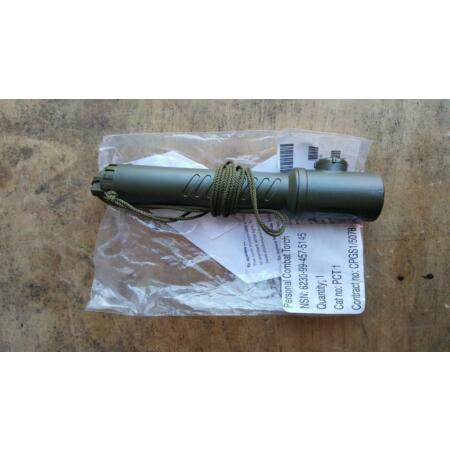 img-British Army Signalling Torch 3 Colour New Perfect for Cadets D.O.E AirSoft