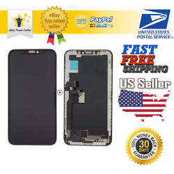 Kyпить US For iPhone X XR XS Max 11 OLED LCD Display Touch Screen Digitizer Replacement на еВаy.соm
