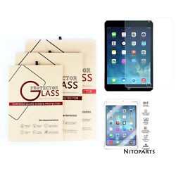 Kyпить Premium Tempered Glass Screen Protector for iPad 2 3 4 Mini Air Pro 9.7 10.2 11 на еВаy.соm