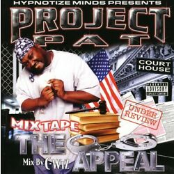 Project Pat - Mix Tape: The Appeal [New CD] Explicit