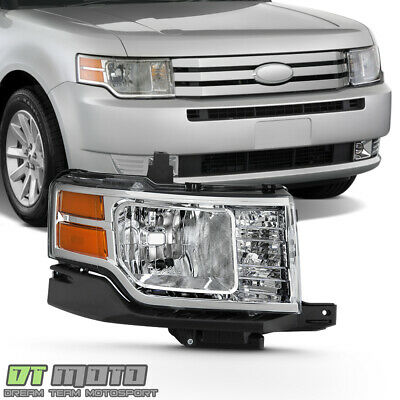 2009-2012 Ford Flex Halogen Headlight Headlamp Replacement 09-12 Passenger Side