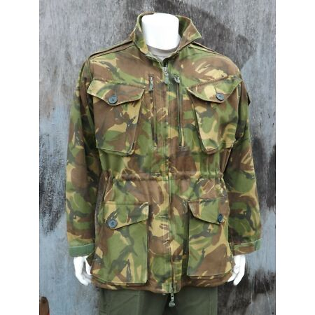 img-Genuine Surplus Reclaimed Vintage 94 Field Camo Jacket Parka Smock DPM