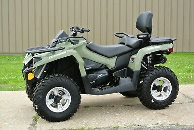 CAN AM  OUTLANDER L MAX 450 2 Passenger ATV CAN-AM   Nationwide Shipping #1487