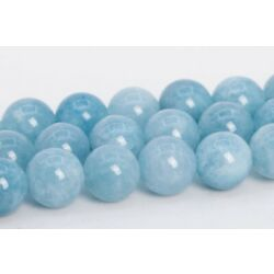 Kyпить Natural Blue Aquamarine Beads Grade AAA Round Gemstone Loose Beads 6/8/10MM на еВаy.соm