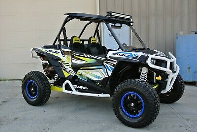 POLARIS RZR 1000 XP EPS w/ EXTRAS Ranger RZR 1000XP  Only 270 miles Stock #3957