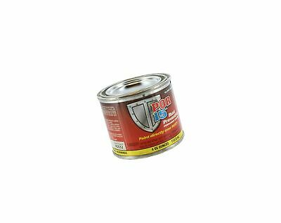 POR 15 45032 - 1 4oz Can Gloss Black Rust Preventative Paint (45006)