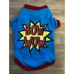 Bow Wow Pet Tee NEW