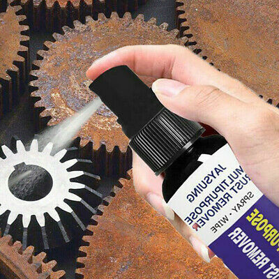 Multi-Purpose Car Rust Remover Inhibitor Maintenance Derusting Spray Cleaner
