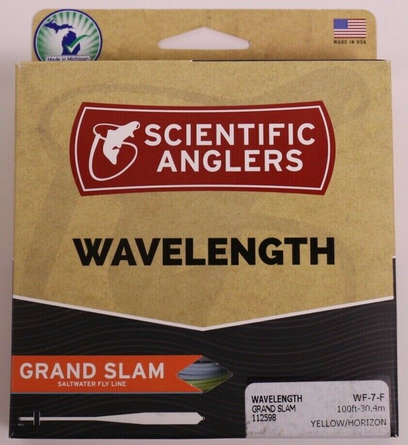 SALE 2 PACK SCIENTIFIC ANGLERS TROUT 9/' 6X 3.7 LB TAPERED LEADER RETAIL $7.95