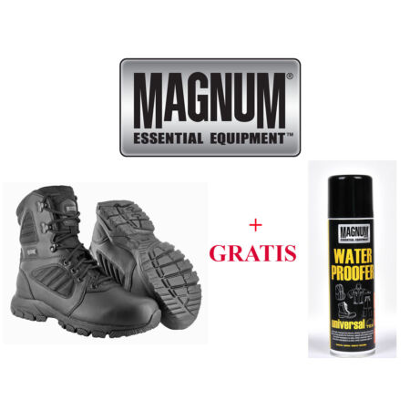 img-Magnum Hi-tec Leather Lynx 8.0 Boots Boots Army Ranger Boots Security Boots HT