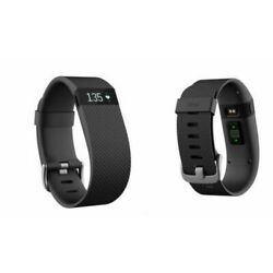 Kyпить Fitbit Charge HR Heart Rate Fitness Activity Sleep Tracker Wristband Black Color на еВаy.соm