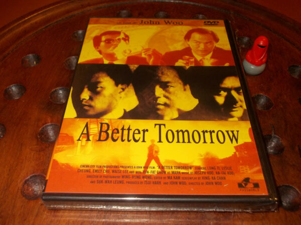 A BETTER TOMORROW  Dvd  .... Nuovo