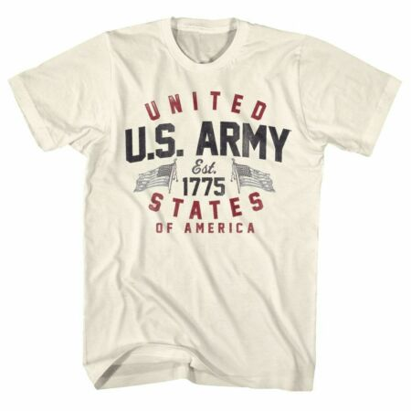 img-U.S. Army - US army 1775 - American Classics - Adult T-Shirt