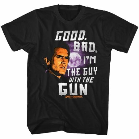 img-U.S. Army Of Darkness - Good Bad - American Classics - Adult T-Shirt