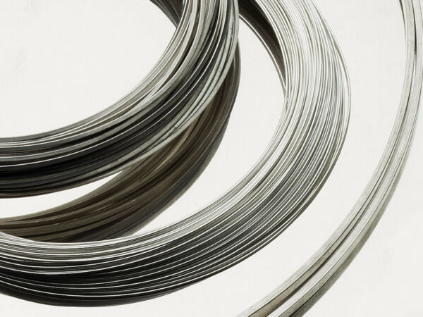 925 Sterling Silver Round Fully Annealed Wire 0.5mm Length 250,500,1000,1500mm