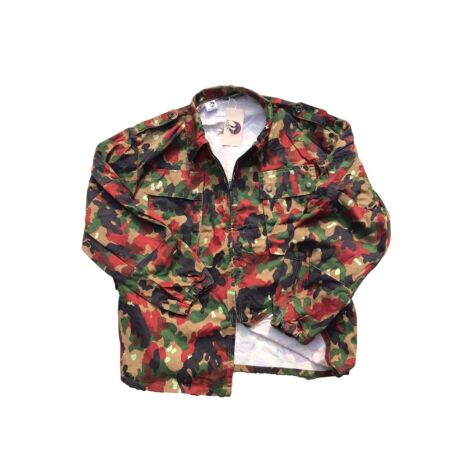 img-Swiss Army Alpenflage Fatigue Jacket/Heavy Shirt m83,