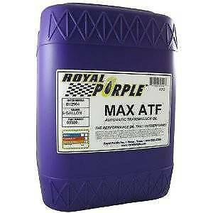 Royal Purple Max ATF Automatic Transmission Fluid,  5gal Pail