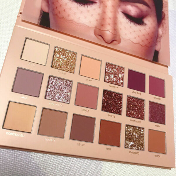 2020-HUDA BEAUTY The New Eyeshadow Palette Fards à Paupières - From France!