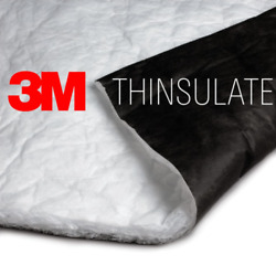 Kyпить 3M Thinsulate (TM) SM200L Acoustic Thermal Automotive Insulation for van and car на еВаy.соm