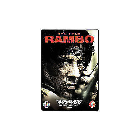 img-Rambo [DVD] [2007], New, DVD, FREE & FAST Delivery