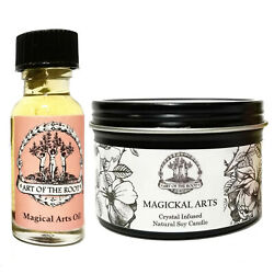 Magical Arts Spell Kit Power Moon Magic Invocations Wiccan Pagan Hoodoo Conjure