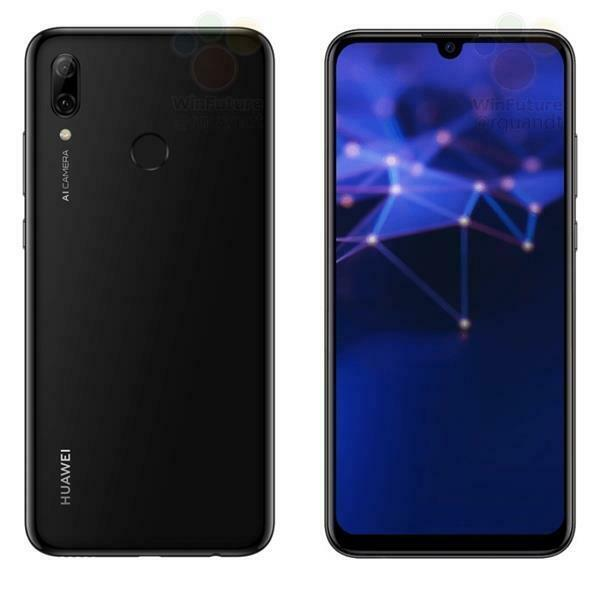 HUAWEI P SMART 2019 MIDNIGHT BLACK 64 GB ROM 3 GB RAM DISPLAY 6.21