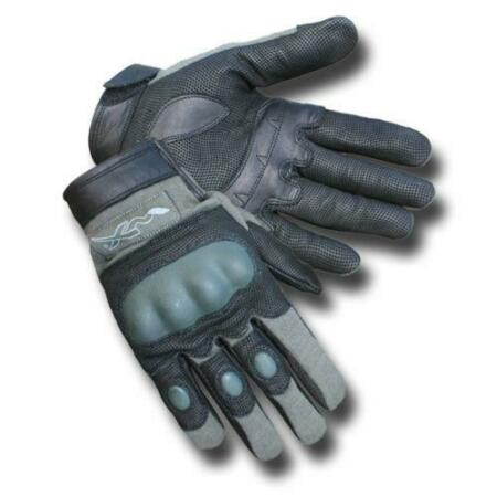 img-Wiley X Cag-1 Gloves Patrol Combat Airsoft Work Reinforced Gauntlet Green XL New