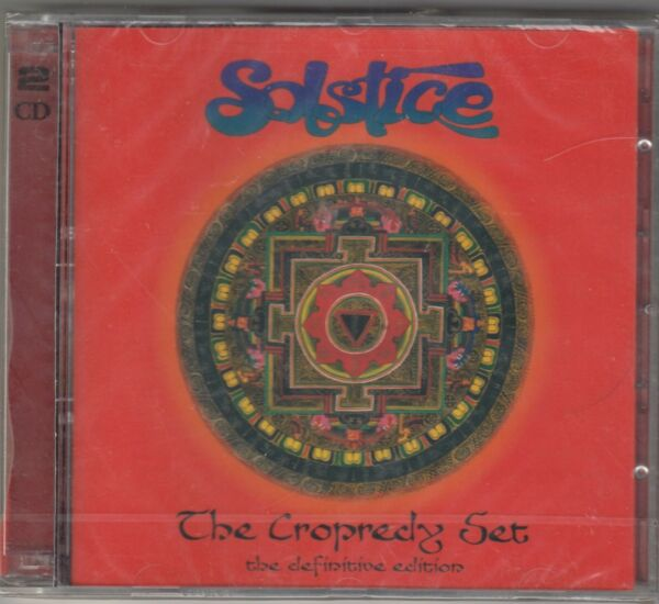 SOLSTICE -THE CROPECLY SET - 2CD - NUOVO-