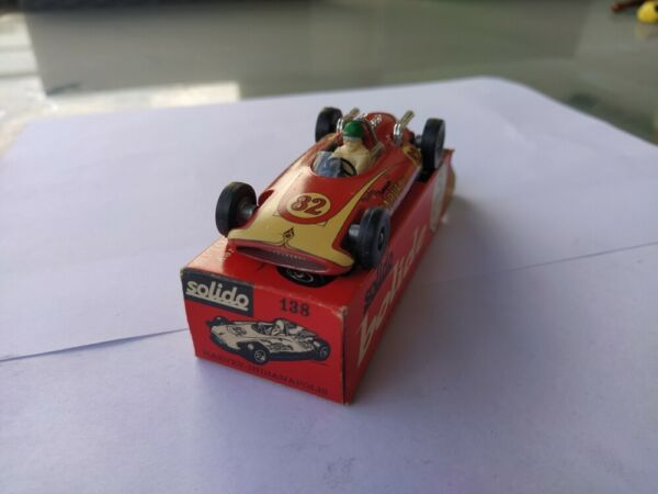 solido 1:43 Harvey Indianapolis 138