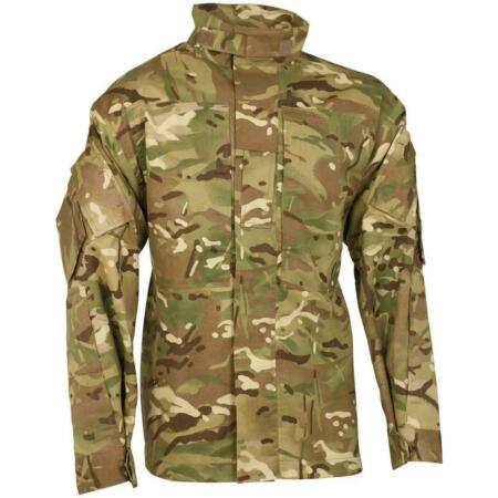 img-British Army PCS MTP Combat Shirt / Jacket Multicam All sizes Brand New in Bag