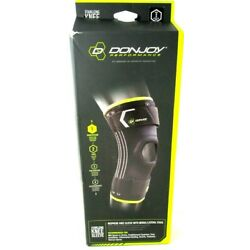 DonJoy Performance Stabilizing Knee Sleeve Small, FREE SHIPPING