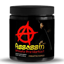 Kyпить ASSASSIN ULTIMATE PRE-WORKOUT POWDERY by Apollon Nutrition / Anarchy Labs на еВаy.соm