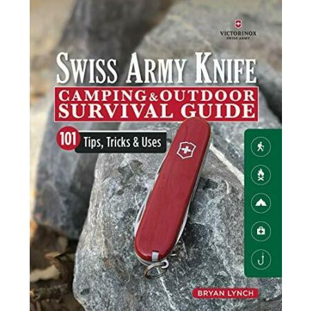 img-Victorinox Swiss Army Knife Camping & Outdoor Survival Guide by Lynch New..