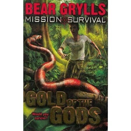 img-Bear Grylls, Bear Grylls Mission Survival 1 - Gold of the Gods, New, (A4)(A28)