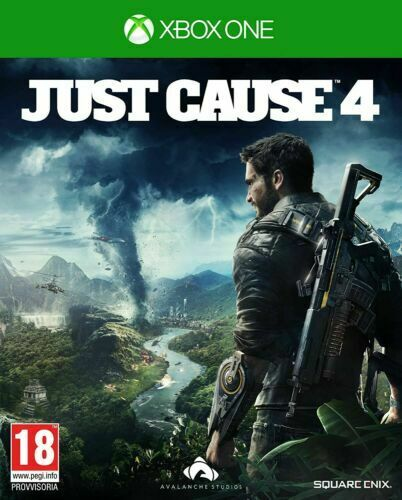 JUST CAUSE 4 RELOADED XBOX ONE (DOWNLOAD NO CD/KEY)