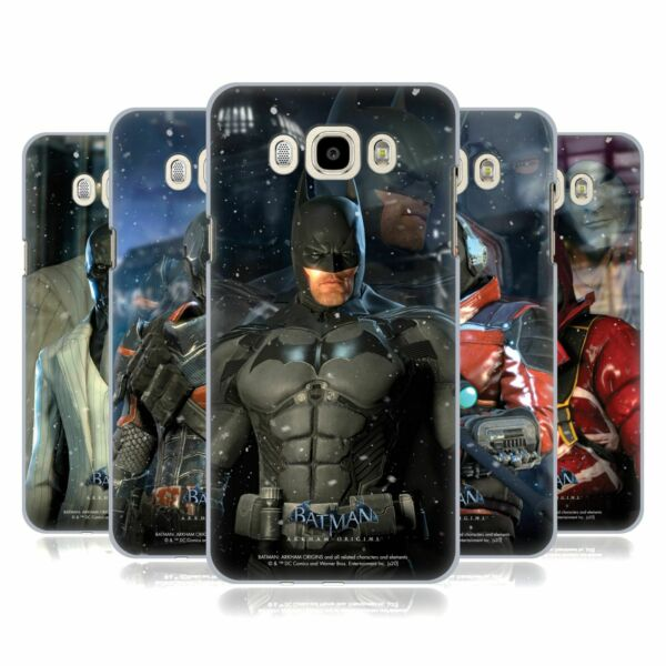 Royaume-UniOFFICIAL BATMAN: ARKHAM ORIGINS  HARD BACK CASE FOR SAMSUNG PHONES 3