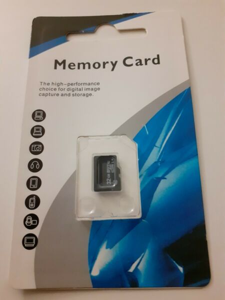 micro sd Kingston 32gb MicroSD Memoria Flash