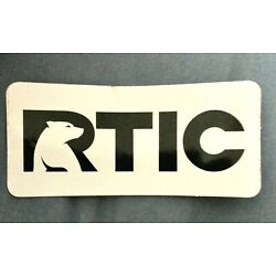 RTIC Cooler Decal