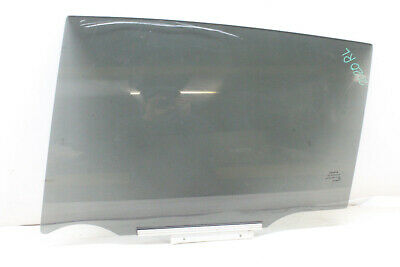 2017 TOYOTA RAV4 XLE REAR LEFT WINDOW GLASS TINTED OEM 15 16 17