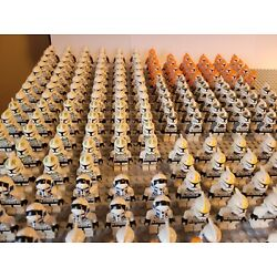 Kyпить Lots of LEGO Star Wars Clone Minifigures Pilots Troopers Please Read на еВаy.соm