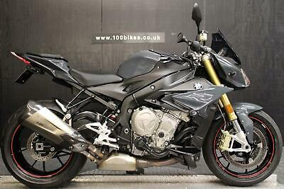 2018/68 BMW S 1000 R SPORT CATALANO GREY AKRAPOVIC EXHAUST EXTRA'S 1,835 MILES