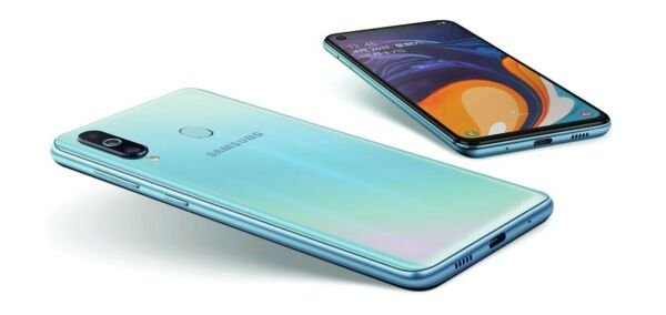 Smartphone Samsung Galaxy A60 4G 6.3 pollici FHD Octa Core 6GB RAM Android 9.0 t