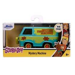 Kyпить Jada Hollywood Rides: Scooby-Doo! Mystery Machine 1/32 Scale на еВаy.соm